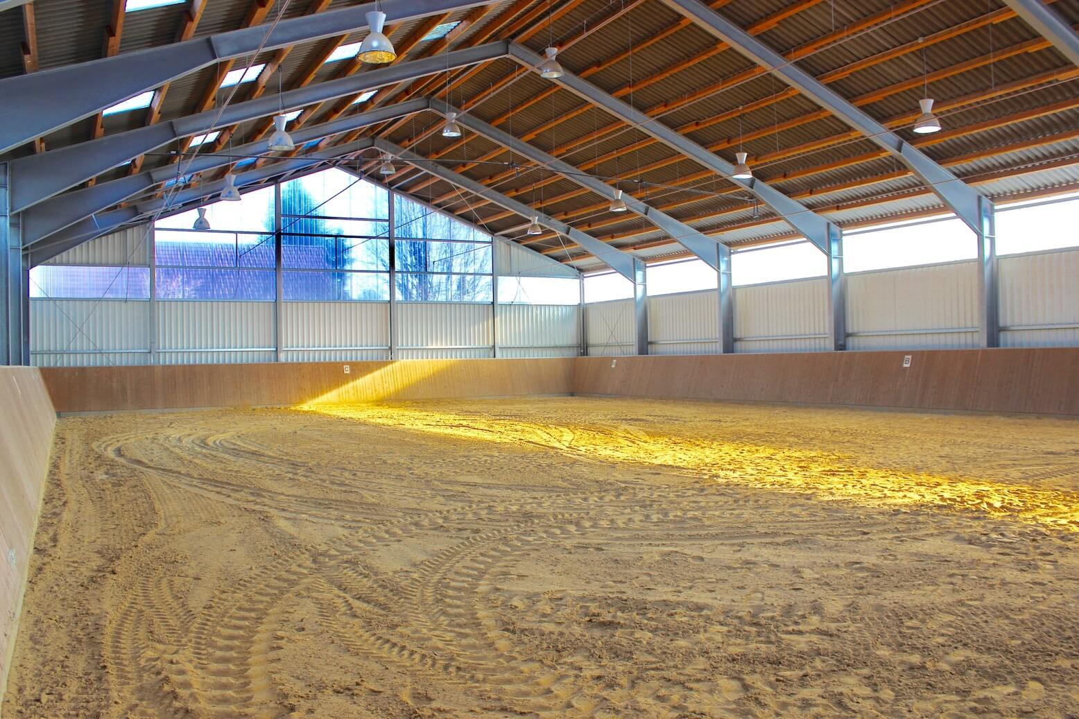 Lagerhalle Reithalle in Ganderkesee vermietung VOGEL & VOGEL IMMOBILIEN