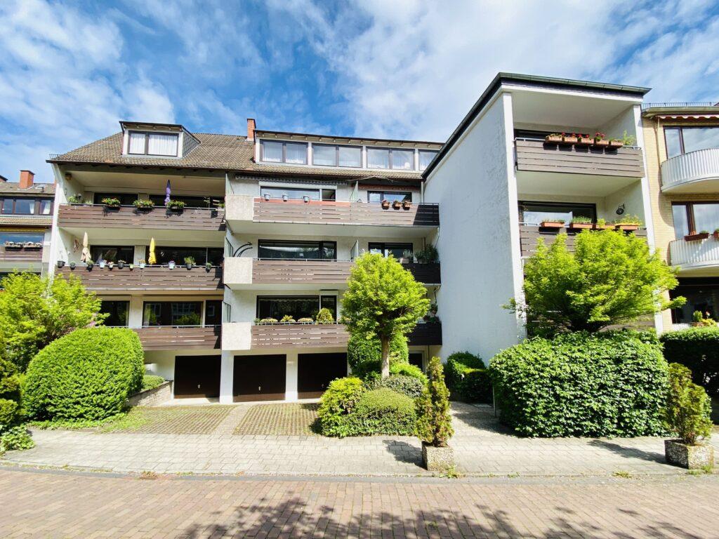 Mehrfamilienhaus Bremen Gete Viertel Schwachhausen Vermietung VOGEL & VOGEL IMMOBILIEN